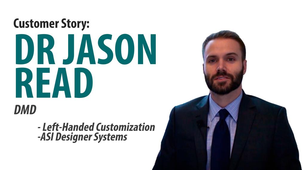 Dr Jason Read, Designer Left-Handed Endodontic System [66-2002]