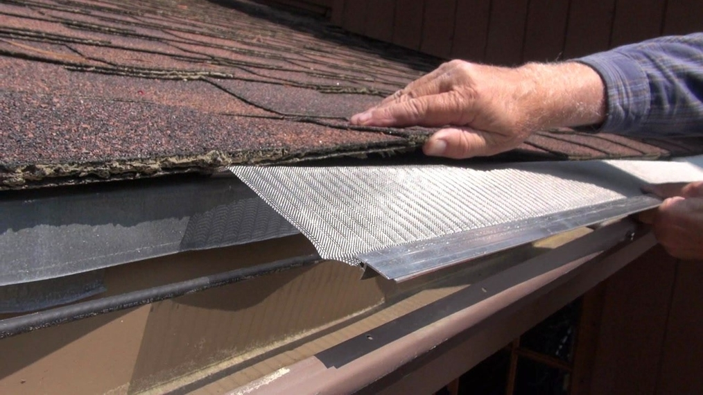 Removing Roof Ramping