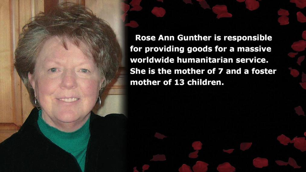 RoseAnn Gunther