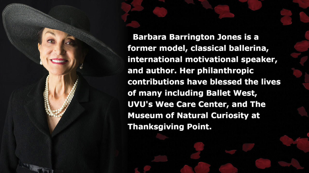 Barbara Barrington Jones