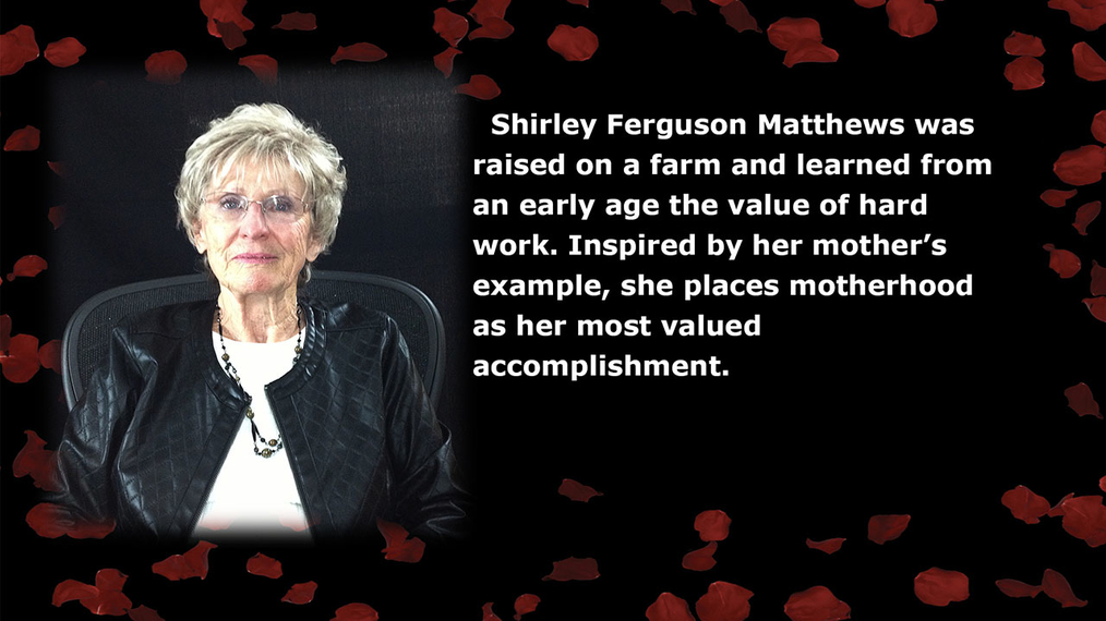 Shirley Matthews
