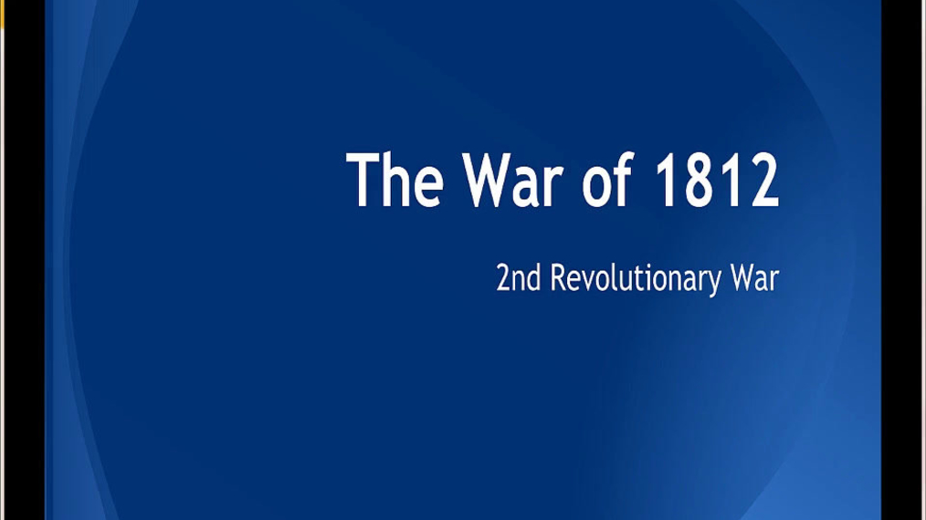 war of 1812 take 2