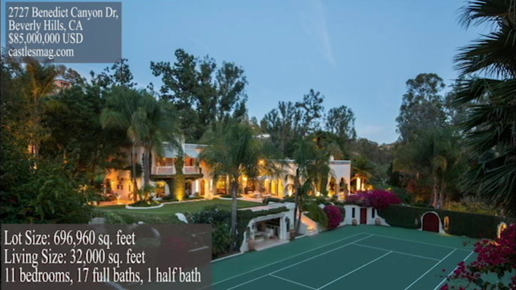 2727 Benedict Canyon Drive, Beverly Hills CA