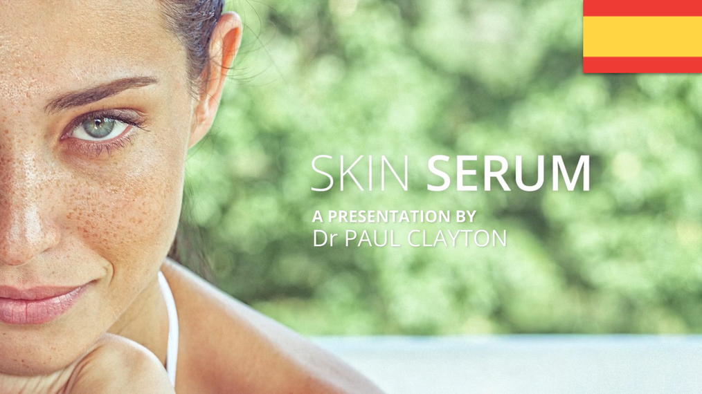 Skin Serum with Dr. Paul Clayton ES