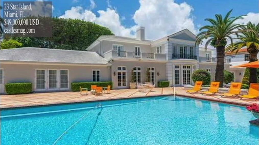 23 Star Island Estate, Miami, FL