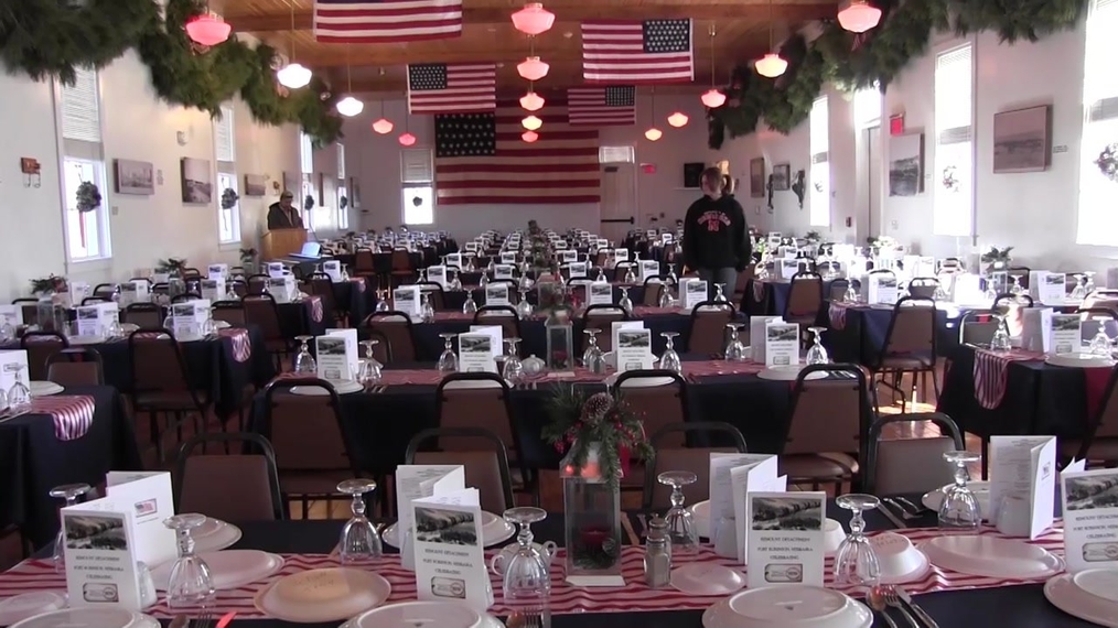150 Years of Nebraska Ag History- Fort Robinson Christmas Dinner