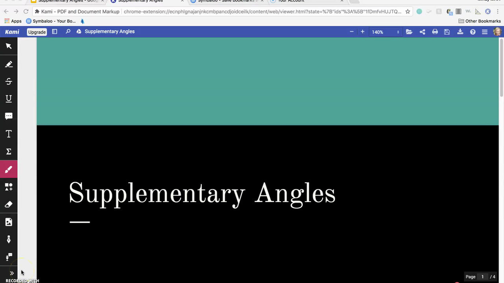 Supplementary Angles.mp4