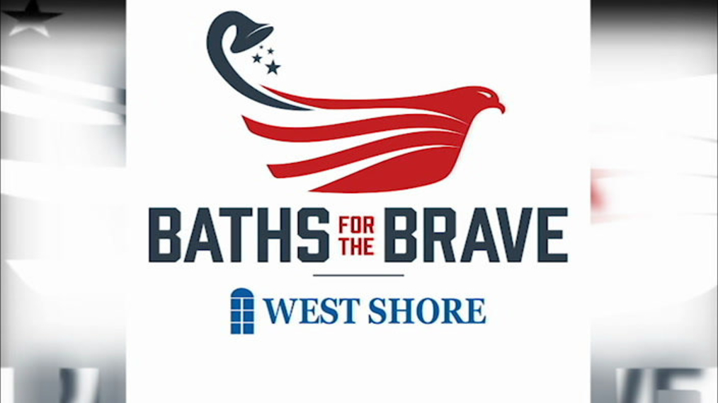 West Shore Home joins Baths for the Brave