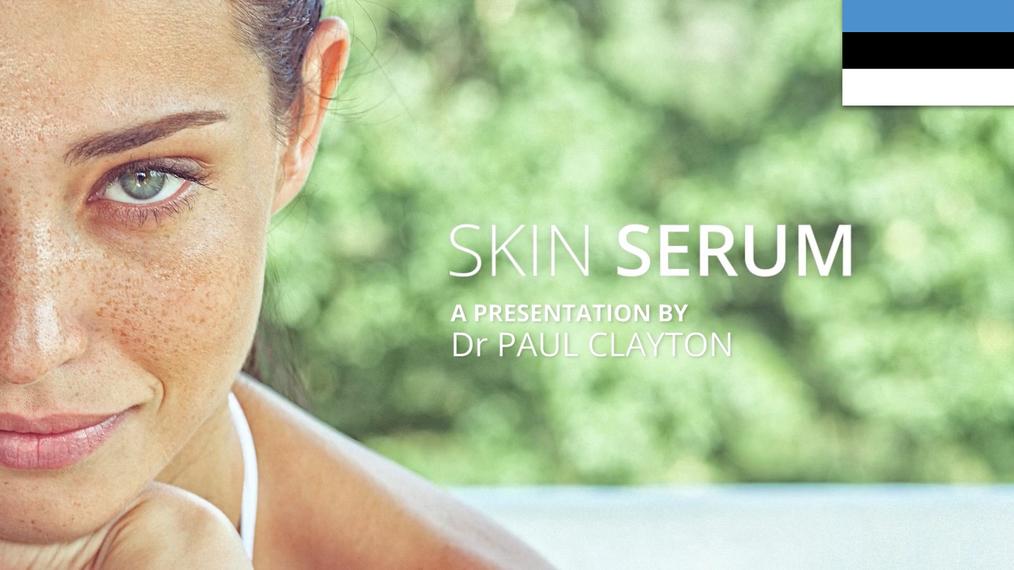 Skin Serum with Dr. Paul Clayton ET