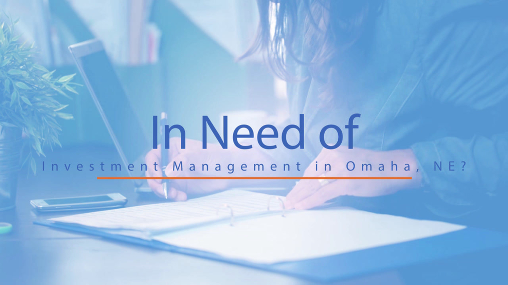 Investment Management in Omaha NE, Raymond James- Morey-Voorhees Financial Services