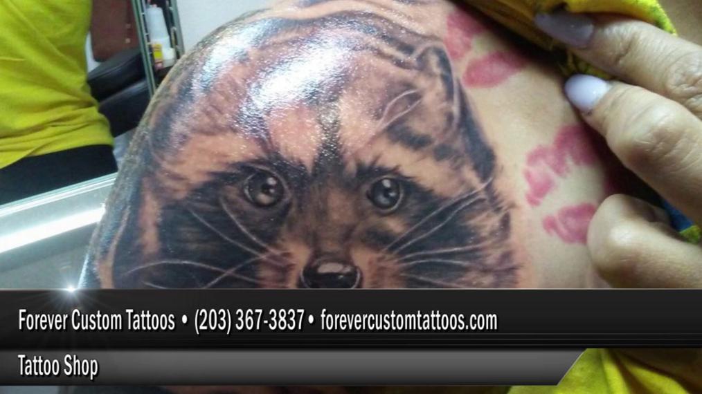 Tattoo in Bridgeport CT, Forever Custom Tattoos