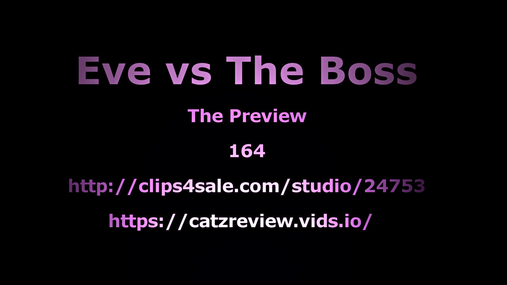 Eve vs The Boss 4k preview