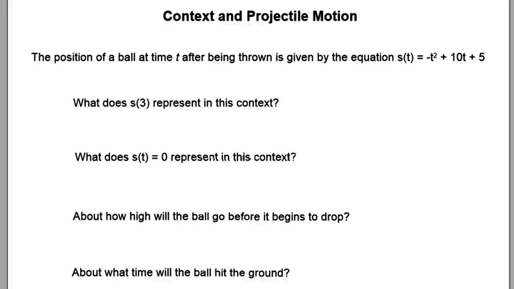 SMII Context and Projectile Motion.mp4