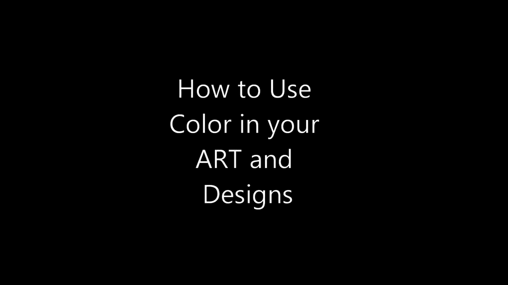 Using Color in Your Art and Designs.mp4