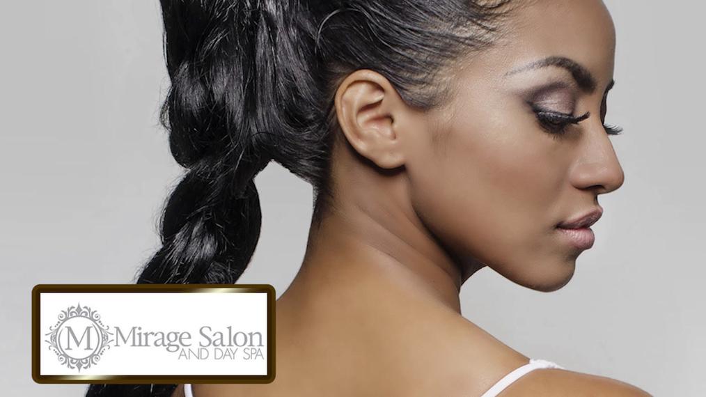 Hair salon in Omaha, NE, Mirage Salon & Day Spa
