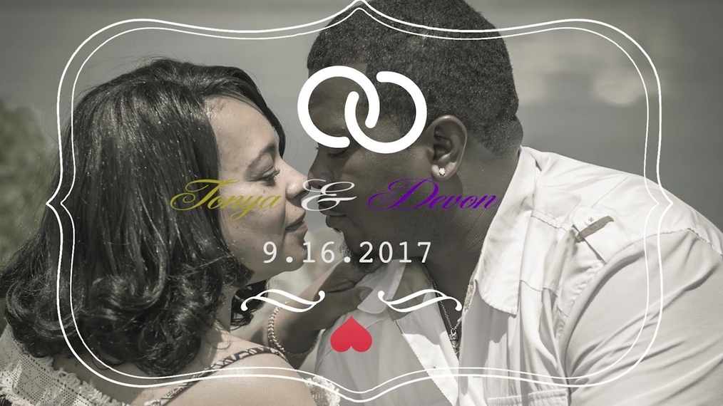 Tonya and Devon Hill Wedding(CBR)