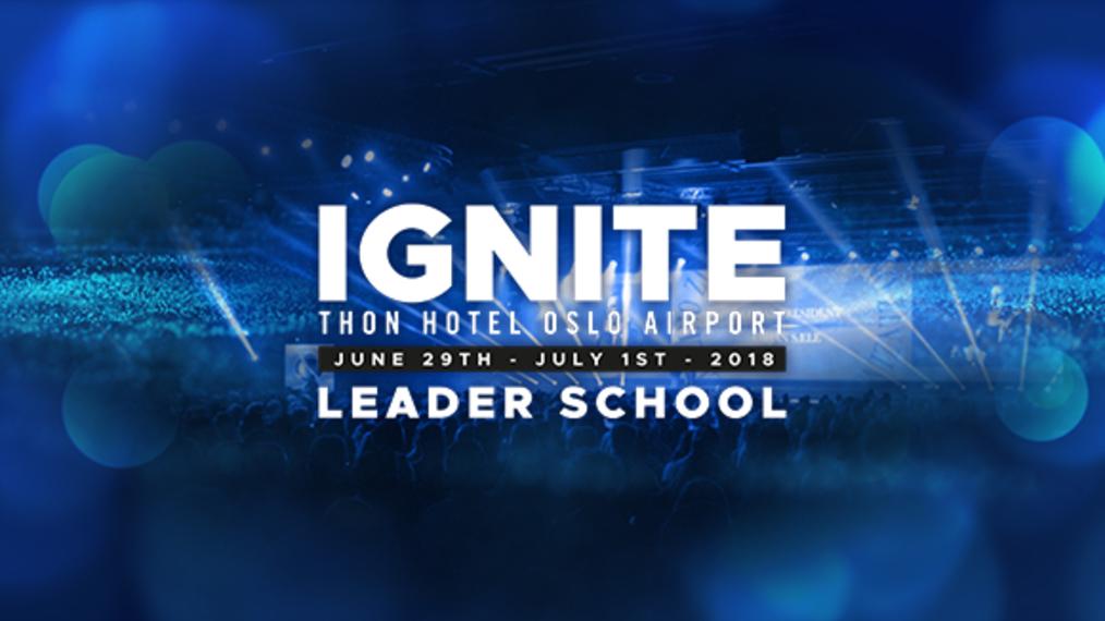 Leader School Keynote Speaker Chris Brady