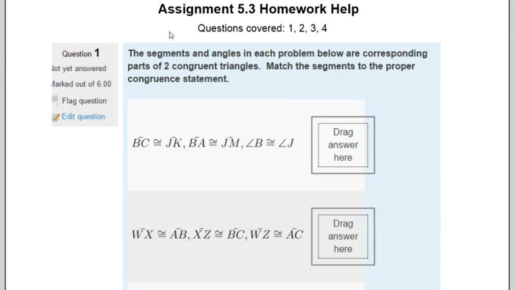 Assignment 5.3 Homework Help Part 1.mp4