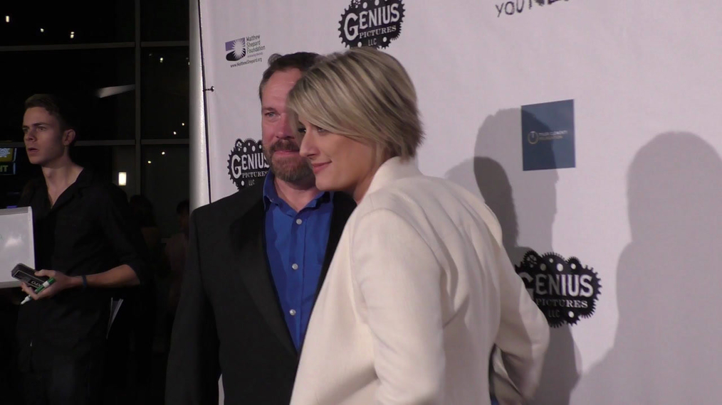 David Tilman and K. Rocco Shields at the Premiere Of Love Is All You Need at the ArcLight Theatre in Hollywood.mp4