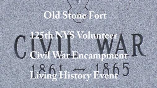 Civil War Encampment -- 9-10-16