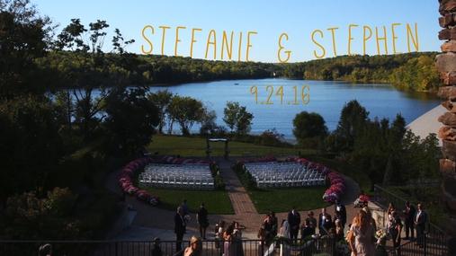 Stefanie and Stephen