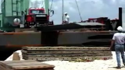 Boiler Transportation-MS to Jamaica