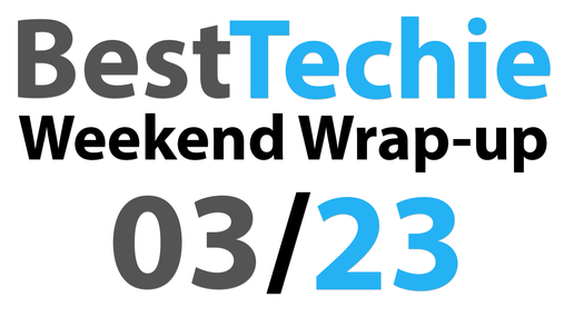 Weekend Wrap-up for 03/23/14