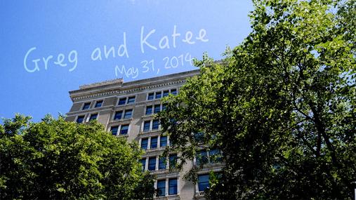 Greg and Katee