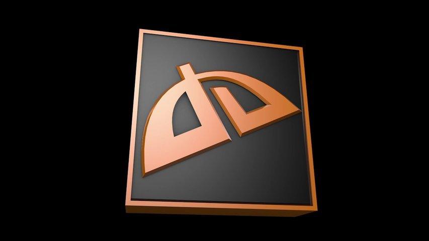 Convert your 2d logo into an animated 3d logo