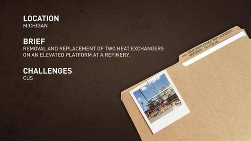 Case Study - Refining Heat Exchanger