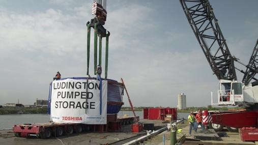 Case Study - Power Water Runner Transport