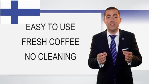 The benefits with Zinzino Coffee - Finnish Subtitles