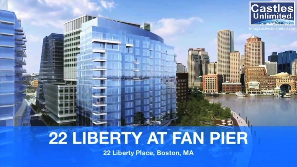 22 Liberty Place, Boston