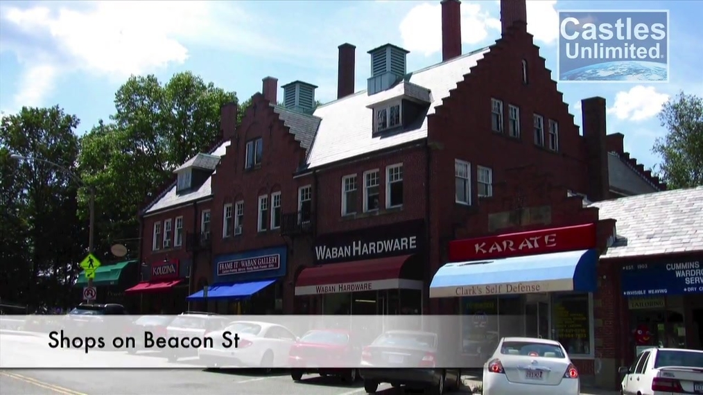 A Video Tour of Waban Village