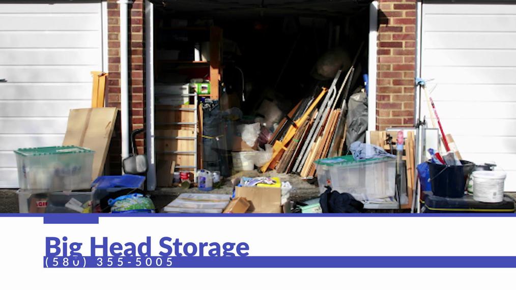 Storage Facility in Lawton OK, Big Head Storage