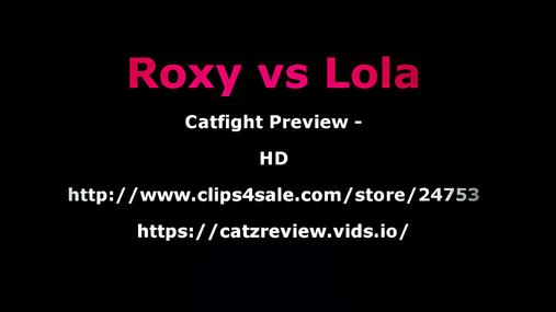 Roxy vs Lola preview - HD