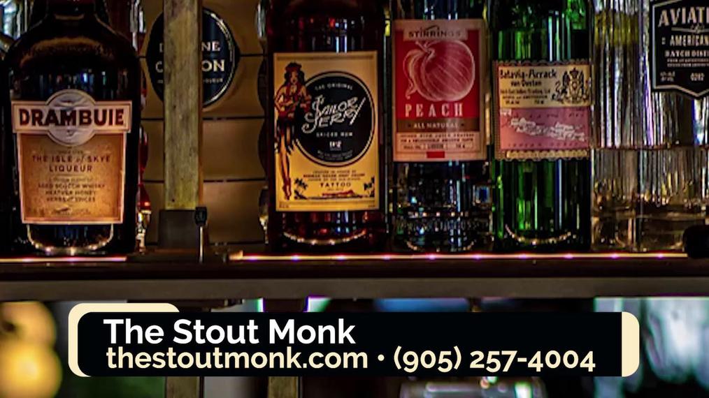 Pub in Oakville ON, The Stout Monk
