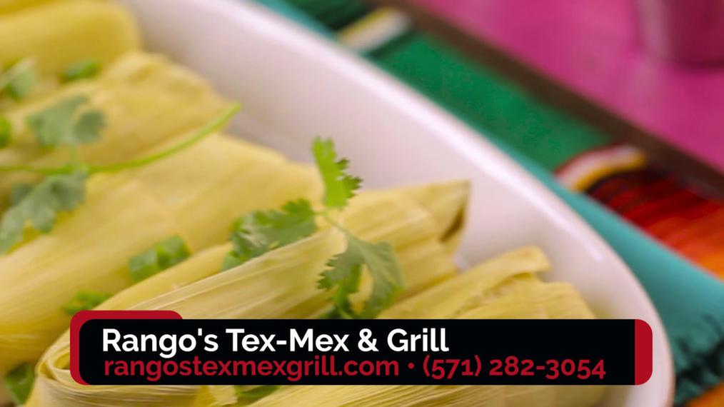 Mexican Restaurant in Vienna VA, Rango's Tex-Mex & Grill