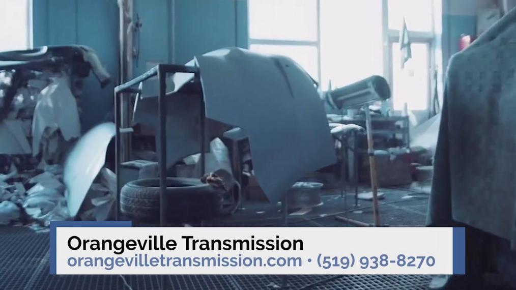 Transmission in Orangeville ON, Orangeville Transmission