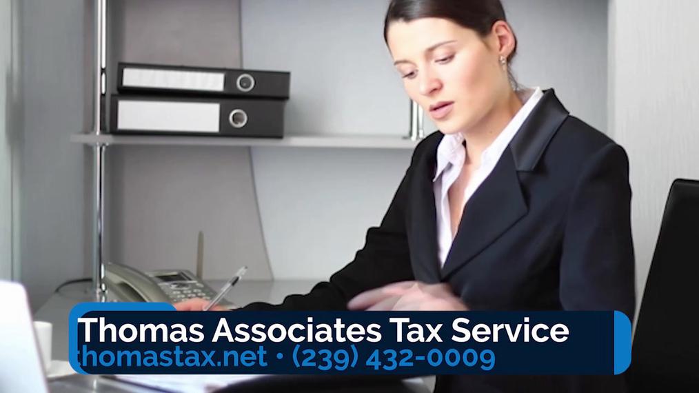 Tax Preparation in Fort Myers FL, Thomas Associates Tax Service