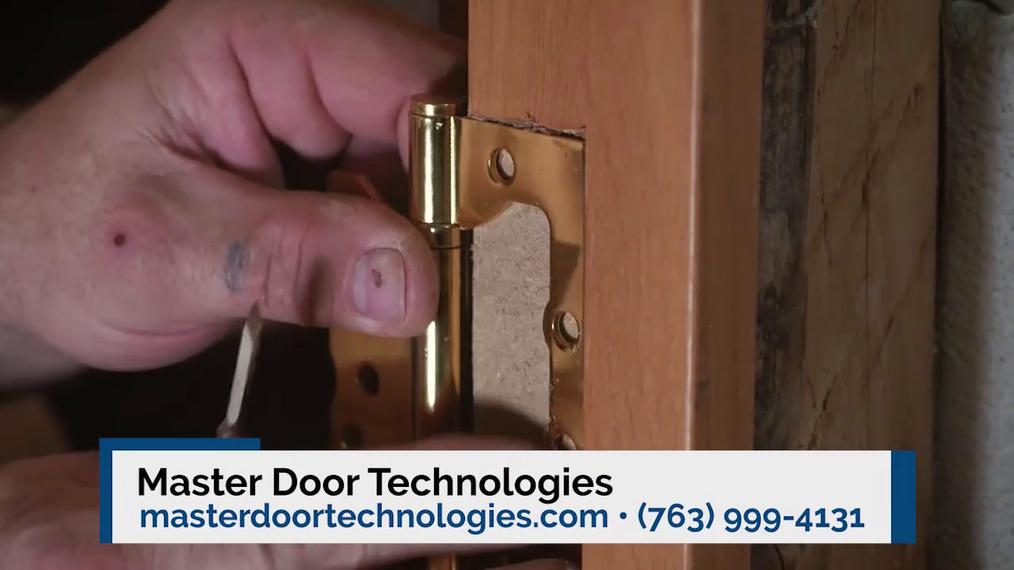 Commercial Doors in Centerville MN, Master Door Technologies