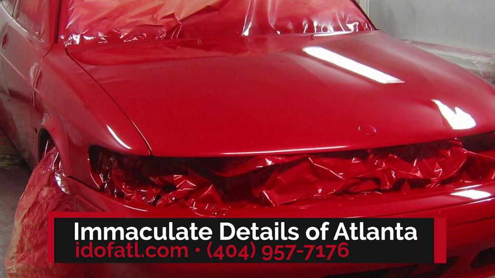 Car Detailing Service in Atlanta GA, Immaculate Details of Atlanta