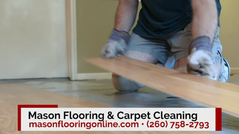 Flooring in Markle IN, Mason Flooring & Carpet Cleaning