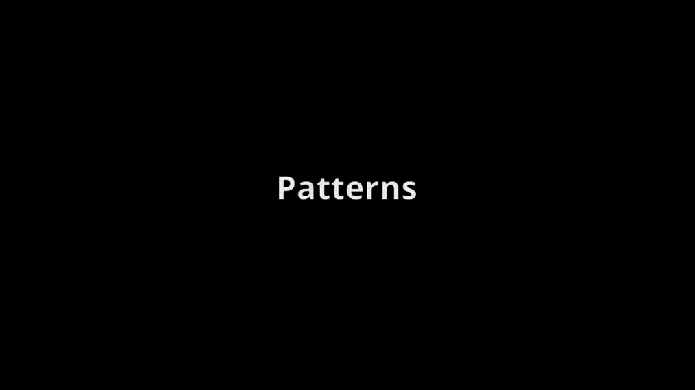 Patterns By Ricardo