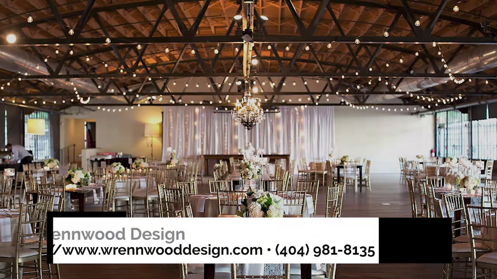 Wedding Planners in Atlanta GA, Wrennwood Design