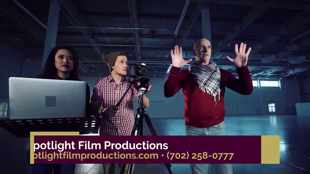 Video Production in Las Vegas NV, Spotlight Film Productions