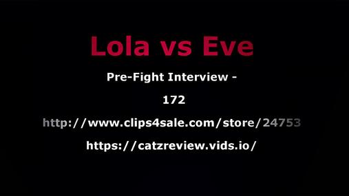 Lola vs Eve interview
