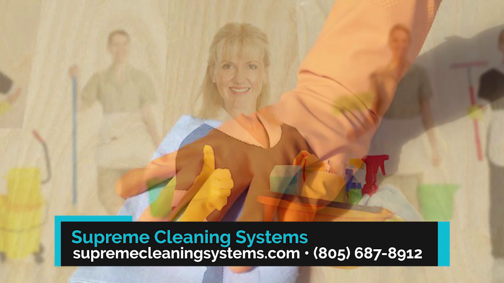 House Cleaning Service in Santa Barbara CA, Supreme Cleaning Systems