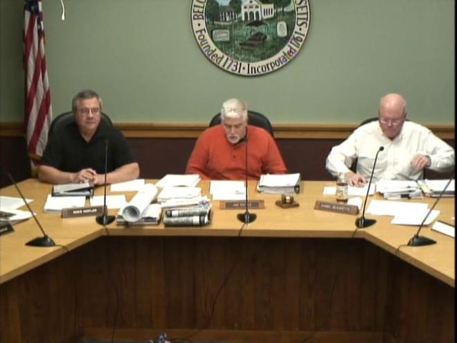 Belchertown Planning Board 05-14-2019