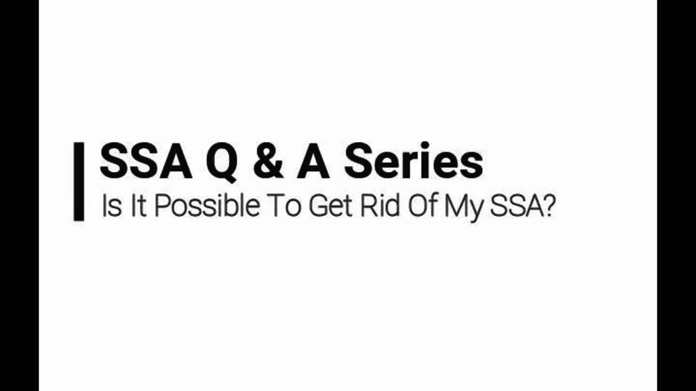 04 SSA Q&A Video 4/8